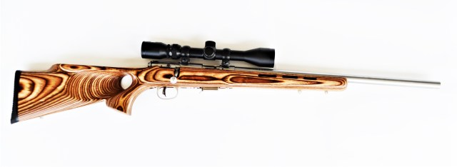 Savage .17 HMR Rifle
