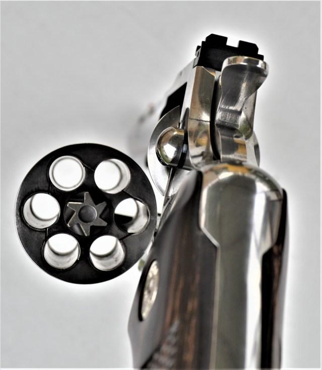 Colt Python Cylinder