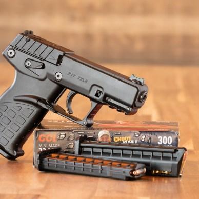 SHOT Show 2020 - Kel-Tec P17 CCI Mini Mag