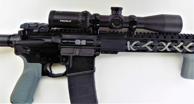 AR with Scope