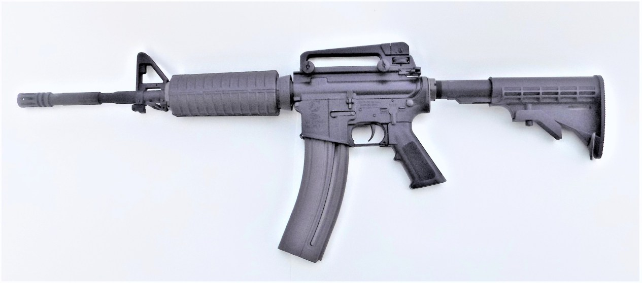 M4 AR-15 .22 LR Rifle