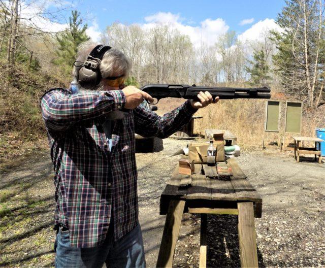 Remington V3 Tactical - Buckshot, Explained