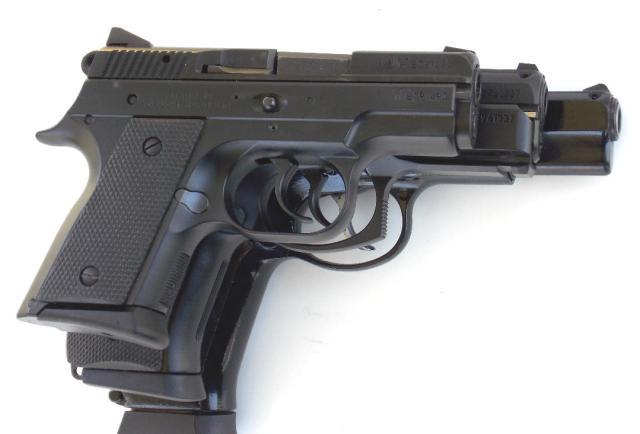 CZ 75, CZ P-01, CZ RAMI