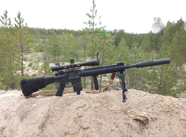 AR-15 survival situations