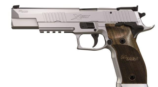 Long-Slide Pistols - SIG Sauer
