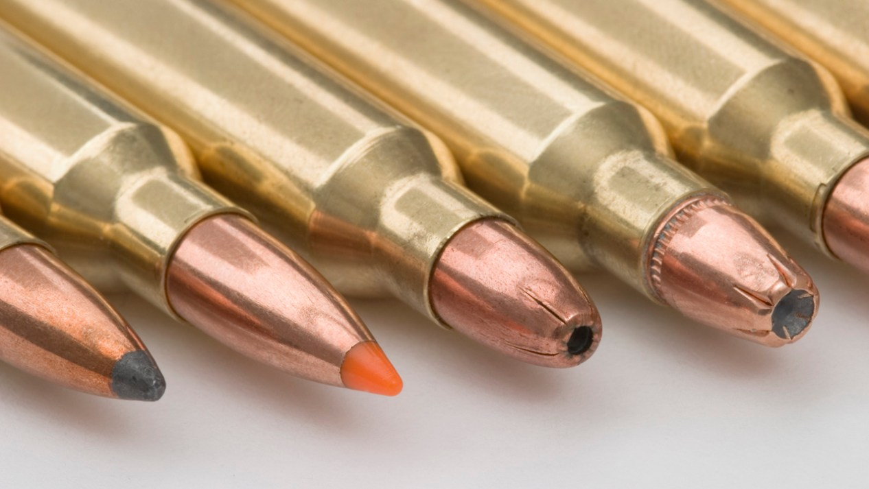 rifle reloading - bullets
