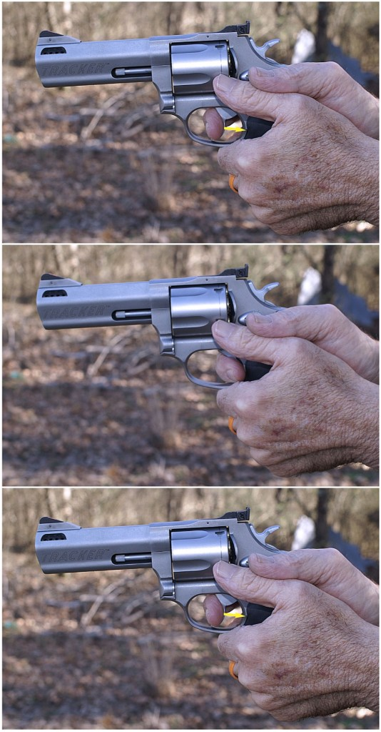 How to Correctly Pull the Trigger on a Revolver