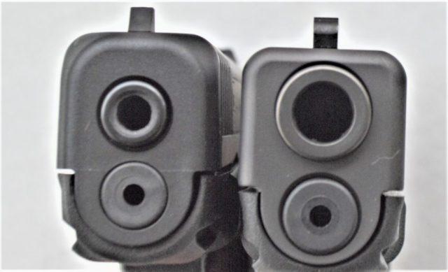 GLOCK M44 - Caliber Comparison