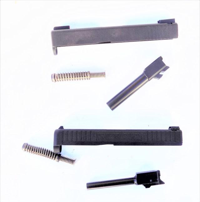GLOCK M44 - Field Stripping