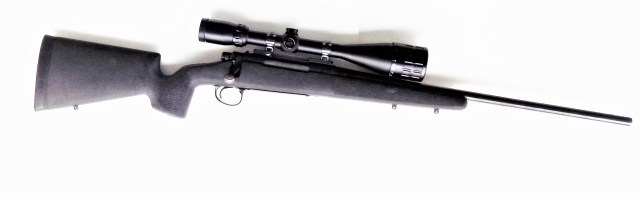 Remington 700 with scope
