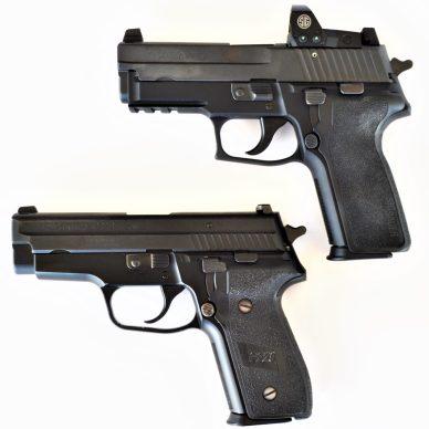 SIG P229 and P229 RX