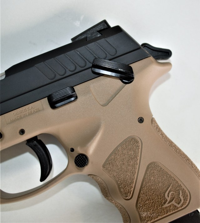 Taurus 9mm handgun