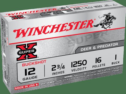 Winchester 12-gauge ammunition