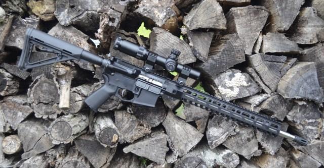 3-Gun Rifles AR-15