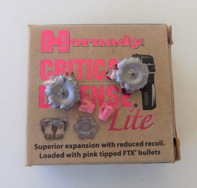 Hornady Lite 9mm Luger Ammo