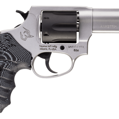 Taurus 856 Defender Revolver with VZ Grips