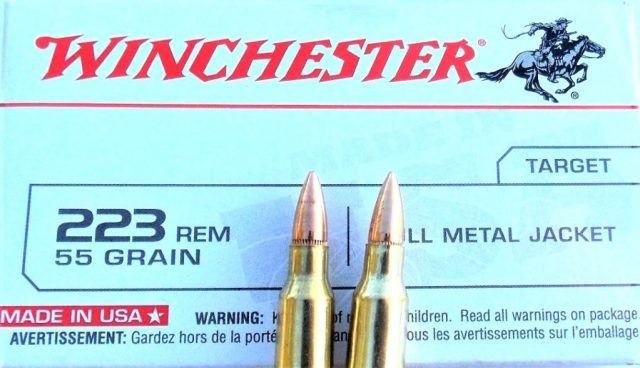 Winchester .223 Remington Ammunition
