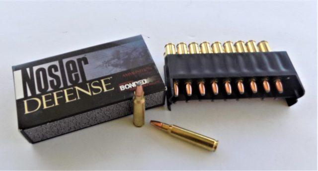 Nosler .223 Remington Ammo