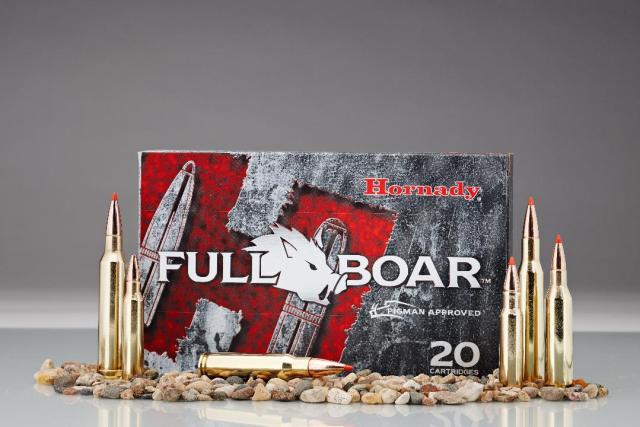 Hornady .223 Remington Ammuntion