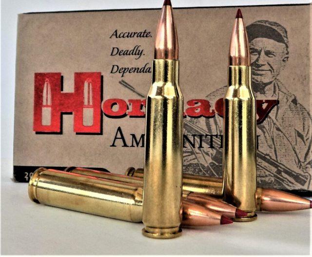 Hornady .308 Winchester ammo