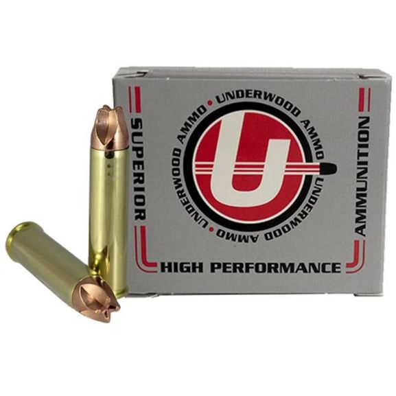 Underwood .460 S&W Ammo