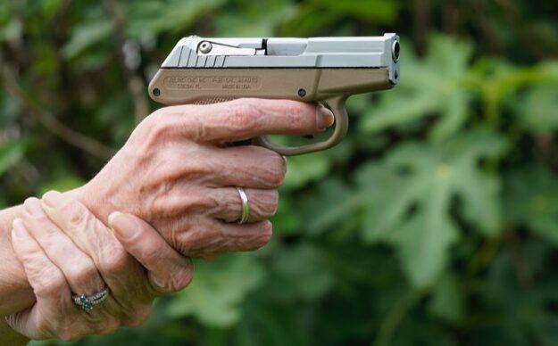 Wrist Grip Pistol Grip Technique