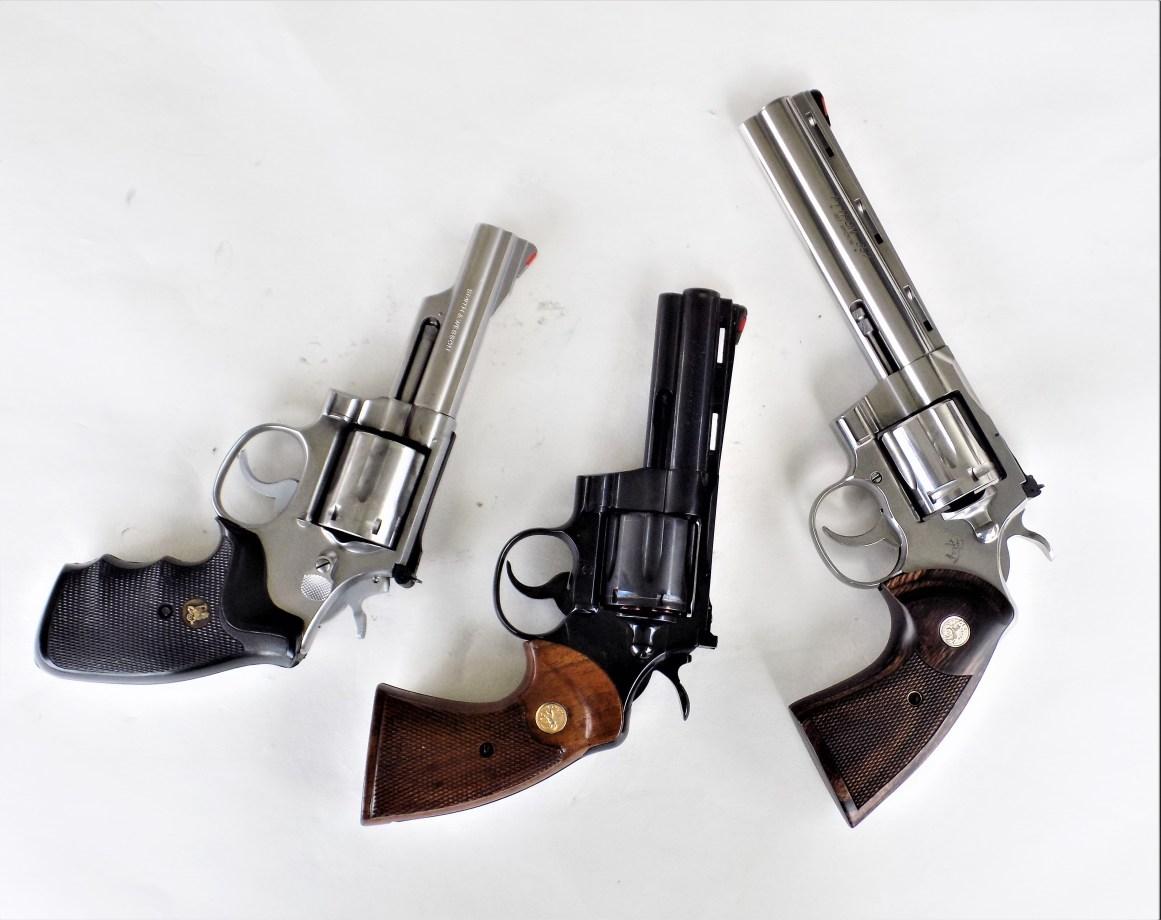 .357 Magnum Revolvers