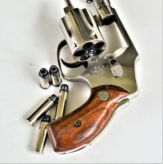 .38 Special Revolver and Defense Loads
