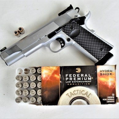 1911 and Defense Loads