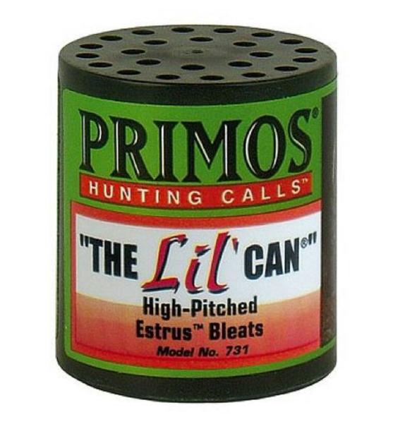 primis lil can - hunting calls