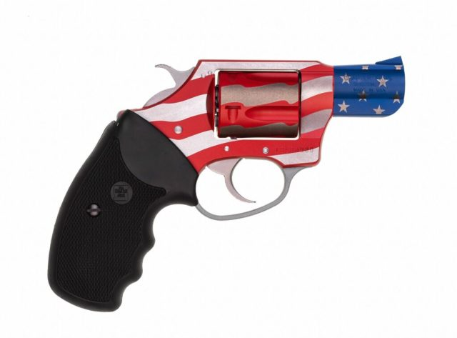 Charter 38 Undercover American Flag Cerekote