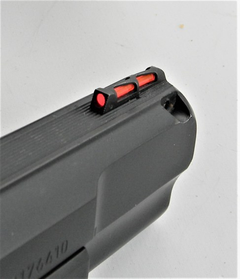 HiViz Fiber-Optic Front Sight