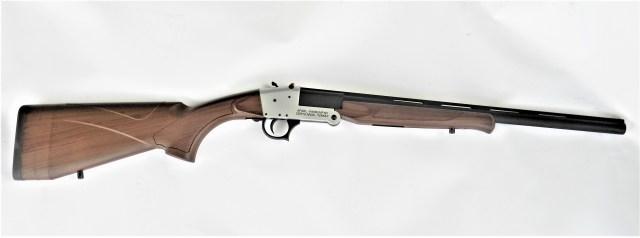 Traditional shotgun burglar gun