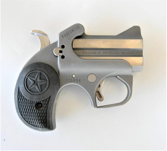 Small .45 ACP Derringer