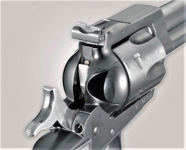 Ruger Revolver with Transfer Bar