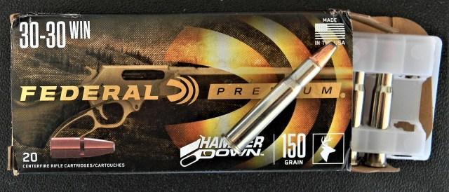 Federal Hammer Down Ammo