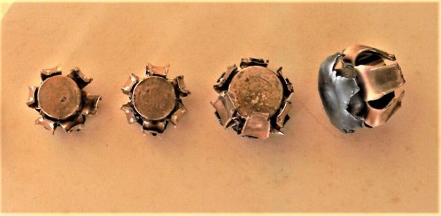 Federal Punch expanded bullets