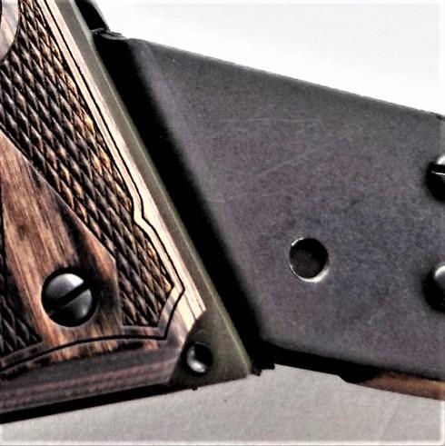 Iver Johnson 1911A1 Carbine Stock Attachment