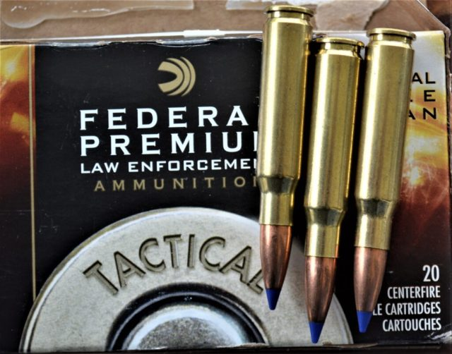 Federal .308 Ammo Federal Loads