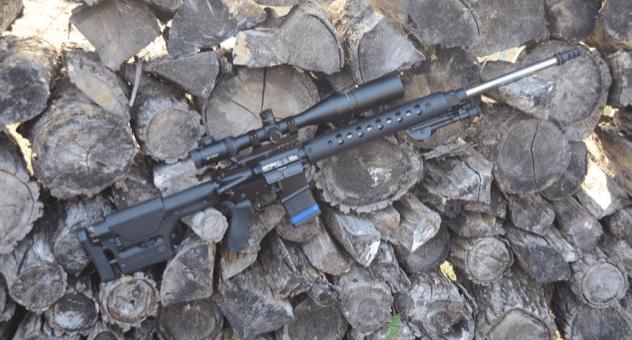 Long-Range AR-15
