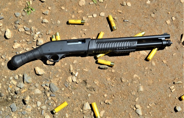 bird's head H&R shotgun simple tools inexpensive firearms