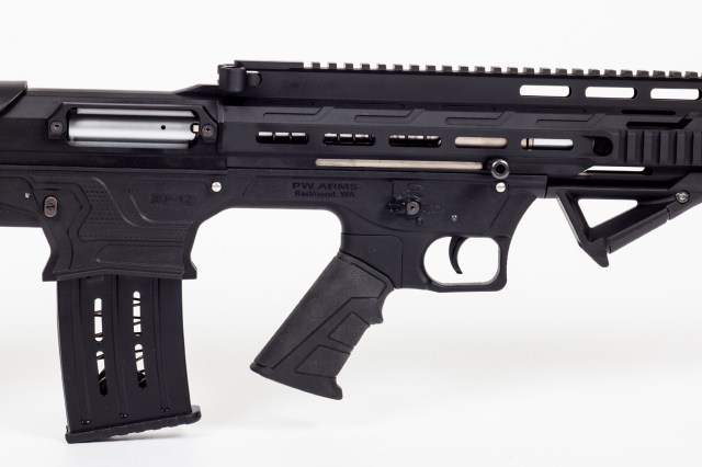 Panzer Arms BP-12 bullpup shotgun