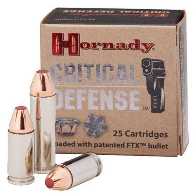 .380 ACP hornady ammo