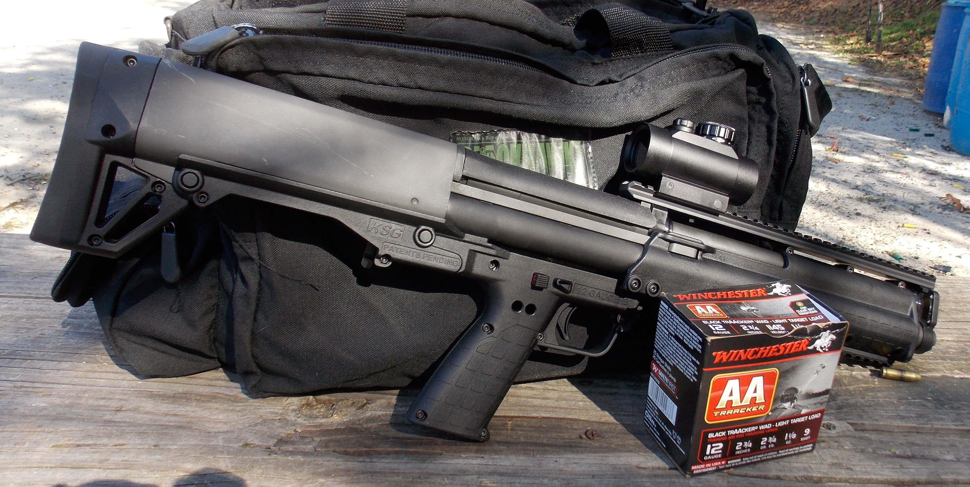 Bullpup Shotguns: Do They Make Sense?