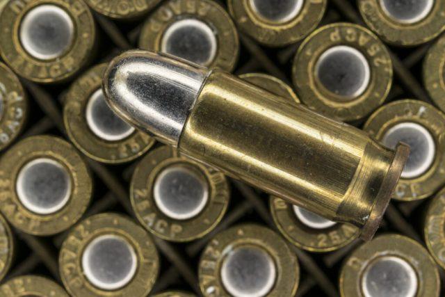 .25 ACP Ammo