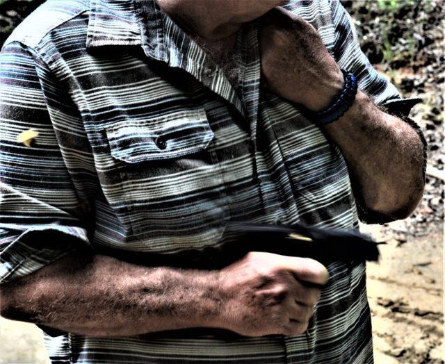 man retention shooting drills