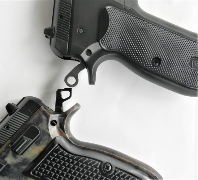CZ 75 B hammers