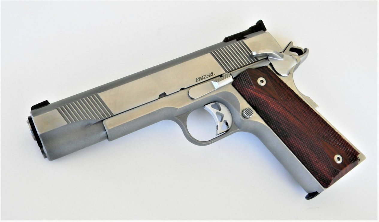 Dan Wesson Pointman