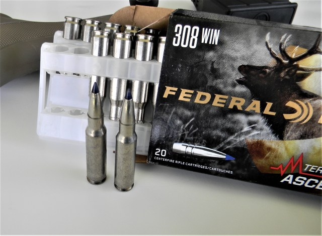 Federal .308 Ammo