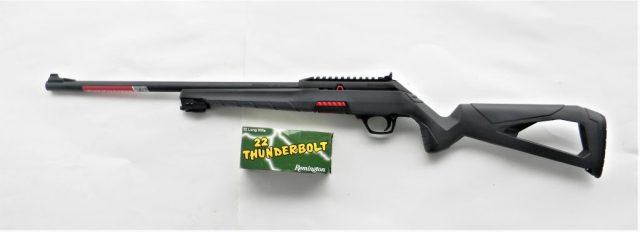 Winchester Wildcat Rifle
